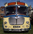 Lodges Coaches coach (MJB 481), 2005 Canvey Island bus rally.jpg