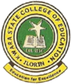 Logo of Kwara State College of Education, Ilorin.png