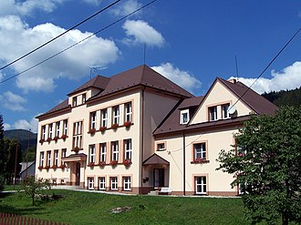 Dolní Lomná - Image: Lomna 1554