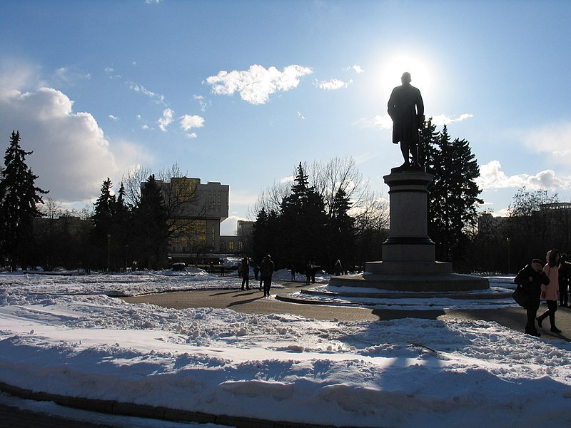 Lomonosov monument 2018-03-28.jpg