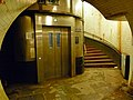 London, North-Woolwich, Woolwich foot tunnel lift.jpg