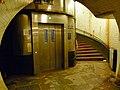 London, North-Woolwich, Woolwich foot tunnel lift.jpg