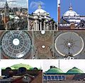 London, Woolwich domes, town hall.jpg