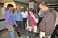 London Science Museum Delegates Visit NDL With NCSM Officers - NCSM - Kolkata 2018-03-07 8246.JPG