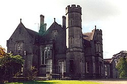 Longford - Carrigglas Manor House - Northeast view - geograph.org.uk - 1629035.jpg
