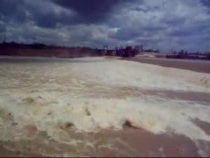 File:Longtang Dam after Typhoon Rammasun (2014).ogv