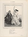 Look Lodie! Look... (Voyons Lodie! Voyons...), plate 44 from the suite Les Lorettes, published in Le Charivari, February 13, 1843 MET DP835708.jpg