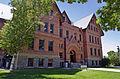 Looking SW at Montana Hall - Montana State University - Bozeman, Montana - 2013-07-09.jpg