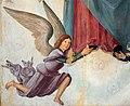 Lorenzo costa, assunta e coro d'angeli, 1480-90 ca., da s. maria assunta in monteveglio, 03.jpg