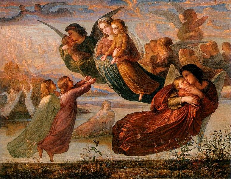 File:Louis Janmot - Poème de l'âme 5 - Souvenir du ciel.jpg