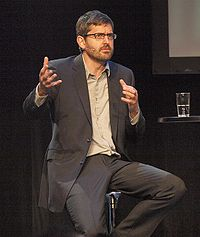 Louis Theroux at Nordiske Mediedager 2009.jpg