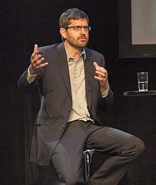 Louis Theroux - the cool, hot,  director  with French, Canadian, English, Italian,  roots in 2018