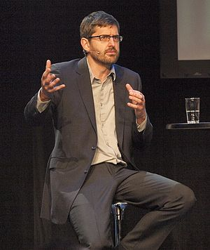 Louis Theroux. Foto: Gaute Singstad.