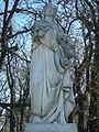 Louise de Savoie par Auguste Clésinger, Jardin du Luxembourg.jpg