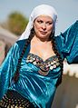 Lovely belly dancer at the 2012 Las Vegas Age of Chivalry (8104153408).jpg
