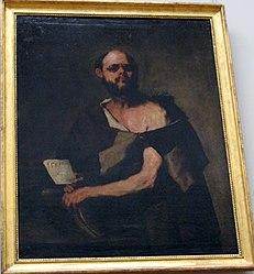 Luca Giordano: Philosopher with Eyeglasses