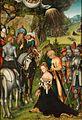 Lucas Cranach d.Ä. - Die Enthauptung der Hl. Katharina, ca.1515.jpg