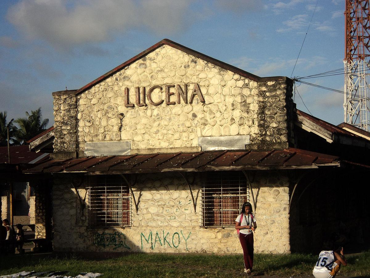 Lucena Railway Station Wikipedia