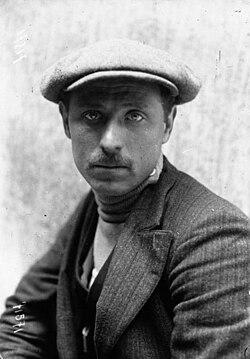Lucien Buysse Paris-Roubaix 1919.JPG