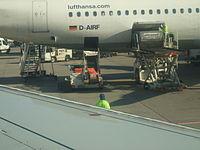 D-AIRF - A321 - Lufthansa