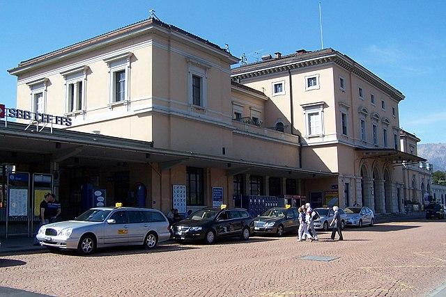 Stazione Lugano Centrale