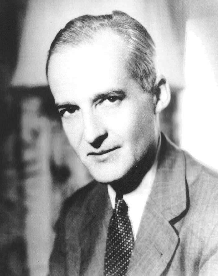 Luis Federico Leloir - young