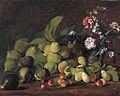 Luis Meléndez - Stilleven van vruchten en bloemen - 1564 (OK) - Museum Boijmans Van Beuningen.jpg
