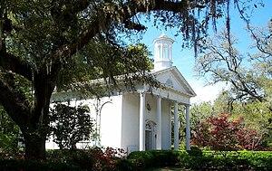 Orton Plantation - Luola's Chapel