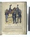 Luxemburg- Luxemburgisches Bundes-Kontingent. Maréchaussée, 1832-1842; Gendarmerie, 1848, 1858 (Kapitän), 1867 (NYPL b14896507-92986).tiff