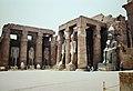 Luxor Temple Courtyard of Rameses II (9794842724).jpg