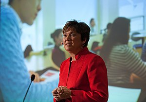 Lynn Pasquerella - Pasquerella speaking at TEDxPioneerValley on January 21, 2012
