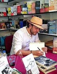 M xim huerta wikipedia la enciclopedia libre for Maxim huerta libros