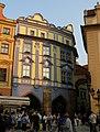 Městský dům Na kamenci, Štěpánovský dům (Staré Město), Praha 1, Staroměstské nám. 26, Staré Město.JPG
