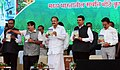 M. Venkaiah Naidu releasing Agrovision Directory and MEDC Digest Special Issue on Agrovision at an event to inaugurate the 9th 'Agrovision' Workshops, National Expo & Conference, in Nagpur, Maharashtra.jpg