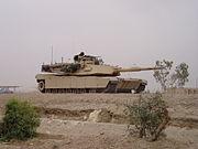 M1A1 (2)outside fallujah