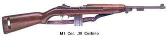 History of IBM - M1 Carbine