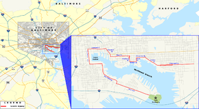 MD Scenic Byway 12, National Historic Seaport Map.png