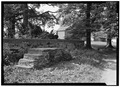 MOUNTING BLOCK - Bradford Friends Meeting House, Northbrook Road, West Bradford Township, Marshallton, Chester County, PA HABS PA,15-MARSH,3-4.tif