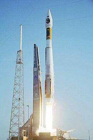 Mars Reconnaissance Orbiter - Launch of Atlas V carrying the Mars Reconnaissance Orbiter, 11:43:00 UTC August 12, 2005