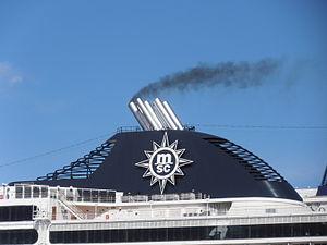 MSC Opera' Funnel Tallinn 7 May 2012.JPG