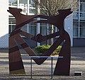 Maastricht - Gentelaan - kunstwerk 20200404.jpg