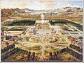 Machines de Marly. Le Château de Versailles en 1668 par Patel.jpg