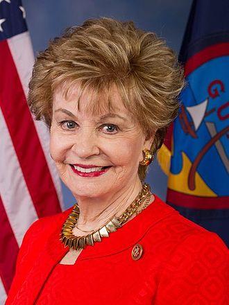 Guam's at-large congressional district - Image: Madeleine Bordallo official portrait