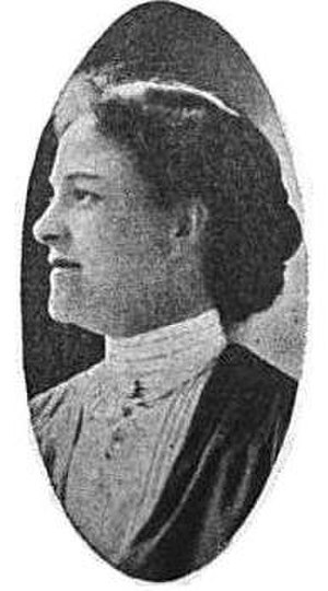 Mae Taylor Nystrom - Image: Mae Taylor Nystrom