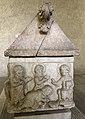Maestro del 1179, arca dei ss. silvestro e bacco, da s. silvestro di nogara a vr 04.jpg