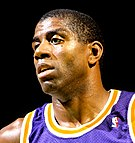 Magic Johnson -  Bild