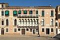 Magistrato alle Acque Campo Santo Stefano (Venice).jpg
