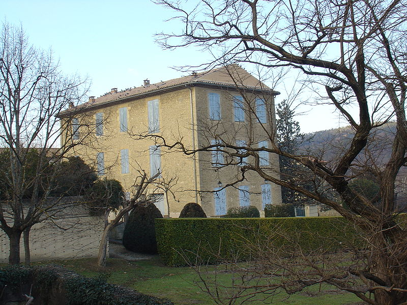 A former magnanery in Luberon