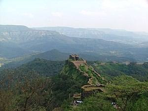Maharashtra - Image: Mahabaleshwar Pratapgad 023