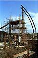 Main Auditorium Under Construction - Convention Centre Complex - Science City - Calcutta 1994-10-17 092.JPG